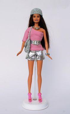 Puppenkleidung - Kleidung für Barbie - ein Designerstück von shopmauselke bei DaWanda