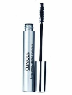 Mascara thickens as it's exposed to air over time, which leads to clumps. If yours is goopy, toss it! Or try a different brand. Tip: Curl lashes first, then press the mascara wand against your lashes, steering clear of lids. As you move the wand up toward the lash tips, gently wiggle it back and forth in a zigzag motion, which helps ensure you hit every lash. Shown: Clinique Long Pretty Lashes Mascara