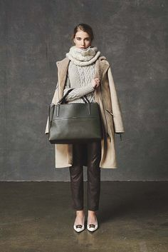 A head-to-toe look from Coach's capsule collection. [Courtesy Photo]