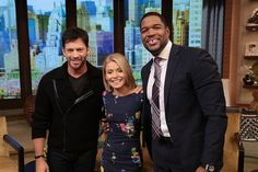 """This came together very quickly,"" a source close to the show told TheWrap, adding that the deal to move Strahan evolved in just the past five days or so. Ripa, who has been on the program since 2001, previously co-hosted with Regis Philbin."