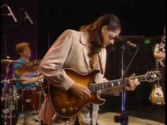 robben ford talk to your daughter live saturday - YouTube