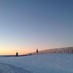 Upea Urupää! #saariselkä #saariselka #saariselänkeskusvaraamo #lapland #sceenery #snow #lumiaita #astuerämaahan #stepintothewilderness