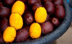 Aguaje: fruta para la belleza femenina