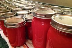 How to Store Your Home-Canned Foods