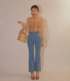 Stylenanda k fashion korean fashion vintage korea fashion, stylenanda, fashion vintage, mom jeans Korean Fashion Ulzzang, Korean Fashion Winter, Korean Fashion Casual, Korean Fashion Trends, Korea Fashion, Asian Fashion, Women's Fashion, Fall Fashion Outfits, Casual Chic Style