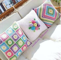 candy cushions