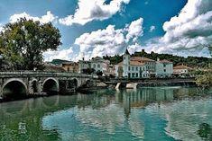 Tomar na Rede: Tomar entre as 10 cidades mais bonitas de Portugal
