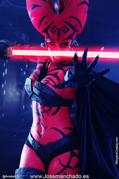 Darth Talon Cosplay by Morganita86