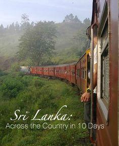 Solo Travel in Sri Lanka: Across the Country in 10 Days http://solotravelerblog.com/solo-travel-sri-lanka-across-country-10-days/