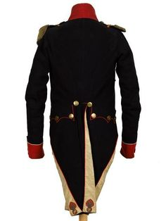Habit of Captain of grenadiers of the 11th French line infantry regiment
