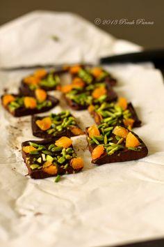 Paleo csokoládé kockák (paleo, vegán)   Pocak Panna