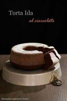 Torta Ida al cioccolato…e nuova avventura! | La casa del coniglio bianco