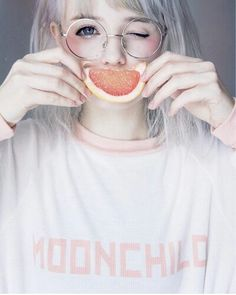 Wish i was this pretty omg Mode Kawaii, Kawaii Girl, Pastel Fashion, Kawaii Fashion, Mode Alternative, Harajuku, Foto Fashion, Light In, Pastel Grunge