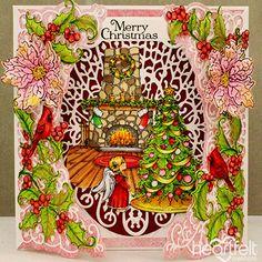 Gallery | Christmas Lace - Heartfelt Creations
