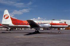 frontier airlines | CONVAIR N73162