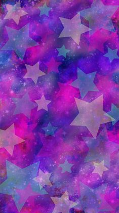 Colorful Cosmic Stars, made by me Pink Wallpaper Heart, Cheetah Print Wallpaper, Pretty Phone Wallpaper, Star Wallpaper, Butterfly Wallpaper, Cellphone Wallpaper, Colorful Wallpaper, Pattern Wallpaper, Cool Backgrounds