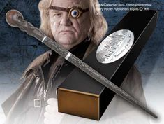 The wand of Alastor Mad-Eye Moody Product Detail