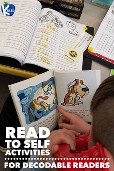 If you are looking for ways to make your Read to Self or independent reading time more interactive ... try using an interactive phonics notebook! You can disguise a bit of Word Study in your Reader's Workshop or Daily 5 routine with this simple and engaging method. Your students can hunt for spelling patterns in their decodable text or in their independent reading books and then share what they have learned during Share Time. #firstgrade #phonics