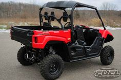 New 2016 Yamaha Viking ATVs For Sale in Wisconsin. 2016 Yamaha Viking, NEW LEFTOVER WITH YAMAHA WARRANTY! 2016 Yamaha Viking SMOOTH AND QUIET MEET HARD WORKING A quieter, smoother cabin combined with class-leading off-road capability. Translation: Chore-tackling comfort for three! Features may include: Torquey 700-Class Engine The Viking is ready to conquer whatever comes its way with a powerful 686cc, liquid-cooled, fuel injected, SOHC power plant. This engine produces strong low-end…