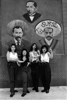 I was never a chola, but growing up in more colorful sides of California, their beauty aesthetics have weaseled their way into some of my standard makeup practices. Though I still do wing-tipped eyeliner, I've let my thin, highly arched eyebrows grow in. San Antonio, Latina, Cholo Style, Greaser Style, Chola Girl, Estilo Cholo, Chicano Love, East Los Angeles, White Fence