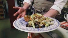 Sieberen Meerema - Rozemarijnbrood met paddestoelen