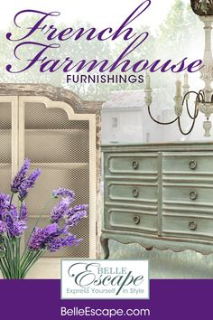 Excellent french country decor ideas are offered on our internet site. look at this and you wont be sorry you did. Rustic Farmhouse Table, Farmhouse Style Furniture, Farmhouse Cabinets, French Furniture, French Farmhouse, Painted Furniture, Bedroom Furniture, French Cottage, Furniture Layout