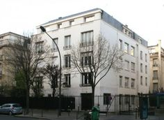 Immeuble (1931) 14, boulevard Suchet Paris 75016. Architecte : Michel Roux-Spitz