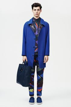 Christopher Kane Spring-Summer 2015 Men's Collection