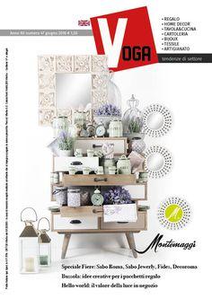 In copertina Voga 47, l'azienda Montemaggi
