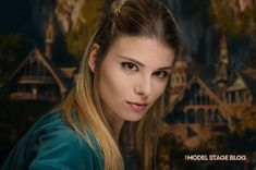 Celebrating The Hobbit_ The Desolation of Smaug with a step-by-step makeup tutorial final look Tolkien Hobbit, The Hobbit, The Middle, Middle Earth, Elven Queen, Beauty Tips, Beauty Hacks, Concerning Hobbits, Desolation Of Smaug