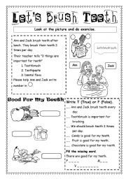 brushing teeth worksheets 1 chores pinterest teeth brushing and worksheets. Black Bedroom Furniture Sets. Home Design Ideas
