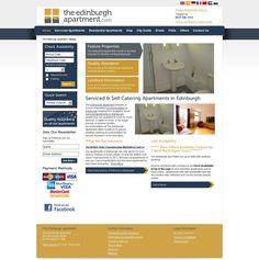 The Edinburgh Apartment Web Design Http://www.the Edinburgh Apartment