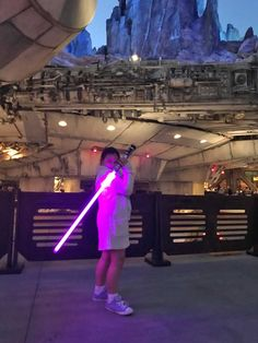 All the Ribbeting Details You Need to Build a Lightsaber at Savi's Workshop at Disneyland