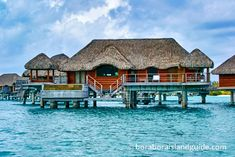 Here are the highlights of the amazing Bora Bora resorts to help you decide where to stay on your Bora Bora vacation