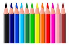 lápis de cor vetor - Pesquisa Google