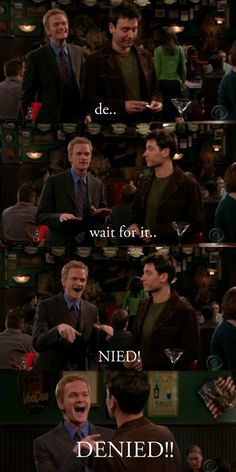 Barney x) How I met your mother #himym
