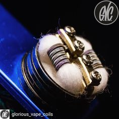 Credit to @glorious_vape_coils : More beautiful coils from GVC in your feed will bright up your dayWe wish you more clouds and the great taste of the e-juice! We guarantee that our coils will suit your needs the best . _____________ #GVC  #glorious  #vape  #coil  #coils #vapeporn  #vapeshop  #vapelife  #vapedaily  #vapenation  #coilporn  #vapeon  #vapefam  #subohm  #instavape  #vapestagram  #ejuice  #vapeporn  #vapers  #vapelove  #vapepics  #coilart #coilovers  #cotton  #mechanicalmod…
