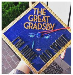 Biology Major Graduation Cap Decoration College Of