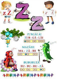 Creionasul cel istet si prietenii: Alfabetul Istetilor COD 05 Alphabet Activities, Activities For Kids, Letter Worksheets, Early Education, Classroom Decor, Kids And Parenting, Kindergarten, Preschool, Language
