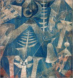 Paul Klee - The Bell