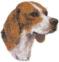 Advanced Embroidery Designs - Beagle II