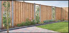 mooie borders in tuin