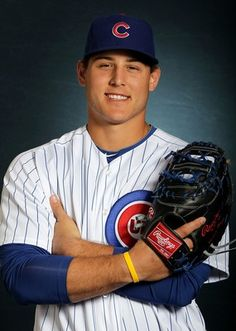 Anthony Rizzo>>>Any other MLB baseball player