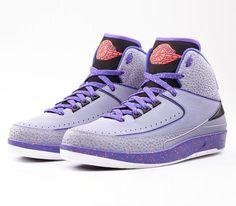 37f9ffff603 Best Sneakers   Air Jordan II-Iron Purple -  Sneakers https