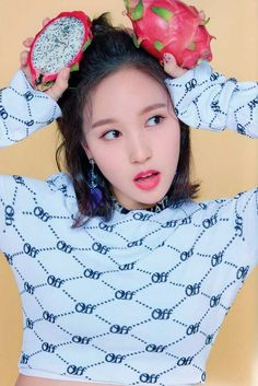 "Twice-Mina ""What is Love? Kpop Girl Groups, Korean Girl Groups, Kpop Girls, Nayeon, Twice What Is Love, Sana Momo, Myoui Mina, Twice Once, Japanese American"