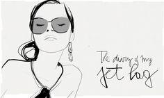 Diary Of My Jet Lag -
