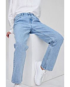 Weekday Jeans Voyage Wow Blue