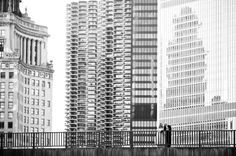 cafe brauer ceremony | ... photos along Chicago river before their Cafe Brauer wedding ceremony
