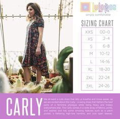 Carly size chart https://www.facebook.com/groups/lularoejilldomme/