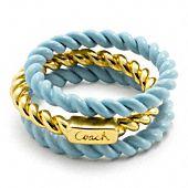 cute #coach bracelets